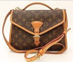 Louis Vuitton Bel Air Crossbody Shoulder Bag. Get one of the hottest styles of the season! The Louis Vuitton Bel Air Crossbody Shoulder Bag is a top 10 member favorite on Tradesy. Save on yours before they're sold out!