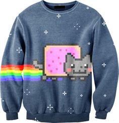 Nyan Cat Sweater