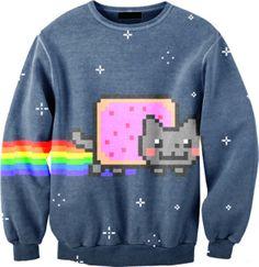 Nyan Cat Sweater
