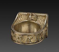 , , Average: l. 4.20 cm (1 5/8 inches). Gift of Mr. and Mrs. J. H. Wade 1916.413