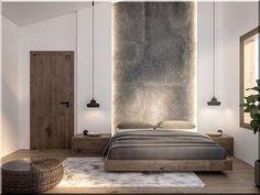 60 Ideas For Bedroom Interior Design Rustic