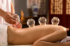 Chinese culture uses Cupping as an integral part if T.C.M, and it is used widely for many purposes, that includes help with pain- management, inflammation, blood flow, relaxation and well-being. ​ And because it uses negative pressure as opposed to compression, it's a great technique for Myofascial  Release and Deep-Tissue work, making it an excellent choice for speeding up sports injury...