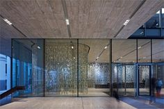 New Court - Stirling Prize 2012 - Shortlist - London, Великобритания - 2012 - Office for Metropolitan Architecture (O.M.A.)