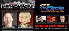 Be Part Of The Greatest Stand Up Show You'll Ever Freaking See! - WSFR - Louisville, KY And this week, Steve Hofstetter, Tommy Johnagin, Chris Thayer, and Pete Holmes all help serve up requests in MJ's Cafe 12-1p!