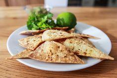 Tortilla chips (topopos) au four, blog Fast-food toi-même