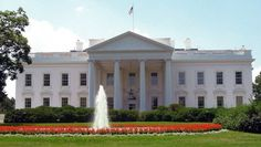 In order to keep The White House looking so crisp and white they must use 570 gallons of paint to cover the outside.