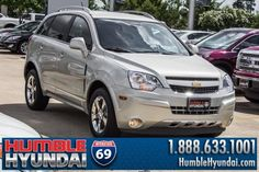 2014 Chevrolet Captiva Sport LT Fleet