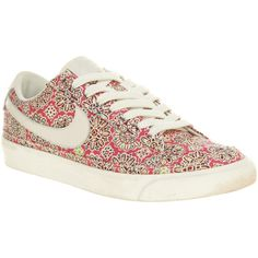 9bf051a4df Nike X Liberty Helena s Party Blazer Low Shoes media gallery on  Coolspotters. See photos