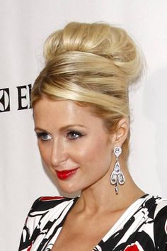 60 Updos for Thin Hair That Score Maximum Style Point - bun hairstyle for thin hair - Bridesmaid Hair Updo, Prom Hair Updo, Pageant Hair, Homecoming Hair, William Singe, Wedding Hairstyles For Women, Thin Hair Updo, Classy Updo, Elegant Updo