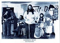 Blind Owl, Alan Wilson, Canned Heat