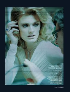Constance Jablonski for Vogue Russia March 2011 by Alexi Lubomirski by lesley