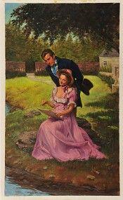 """""""Un sconosciuto alto e bruno""""Cover di Robert Berran"""