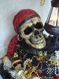 pirates of the caribbean wedding centerpieces - Google Search