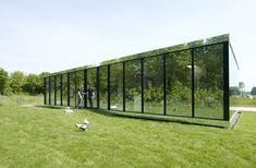 Espelhos, Almere / Johan Selbing + Anouk Vogel