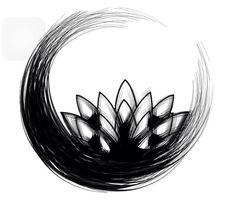 Enso lotus