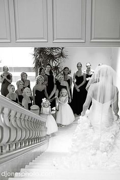 love this pic! Does your venue have stairs anywhere?