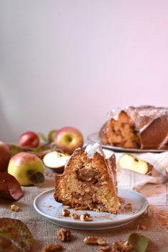 Apple Cake, French Toast, Food Photography, Treats, Breakfast, Sweet, Recipes, God, Yummy Yummy