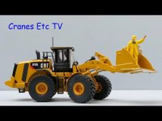 Check out Crane Etc's Product Review of Tonkin's #10005 Caterpillar 972K Wheel Loader. Order yours today at 3000toys.com