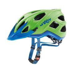 Kask Uvex Stivo cc 56-61 cm zielono-niebieski - Rowery, części i akcesoria rowerowe, sklep i serwis rowerowy - roweryokey.pl