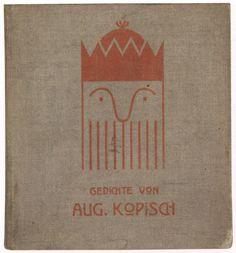 Ferdinand Andri, Ausgewahlte Gedichte, 1904 Kling Klang Gloria: Vintage Children's Books from Austria - 50 Watts