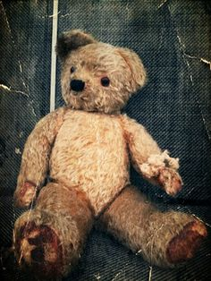 Michael Darling's Teddy Bear somewhere in the room.