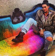 Kat Dahlia at MTV.