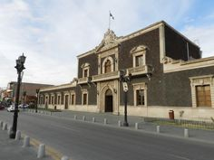 Antigua Presidencia Municipal de Cd. Juarez
