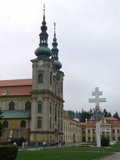 Česko, Velehrad - Poutní místo