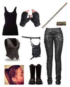 """Fight outfit"" by isa-artemis on Polyvore"