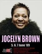 Jocelyn Brown est une chanteuse de soul et de funk américaine, née à Kinston (Caroline du Nord).