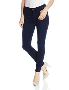 Dark-tone skinnies featuring midrise waist and five-pocket styling Zip fly with button 7.5-ounce brushed twill