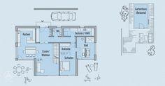 Erdgeschoss - Bungalow Bungalow Ederer