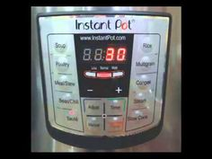 Getting Started - Instant Pot