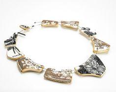 """Dahlia""    Designed by world renowned jewel and object designer, Gilles Jonemann."