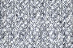 Belge → Christopher Farr Cloth Contemporary Artists, Textile Design, Old World, Indigo, Vibrant Colors, Dining Room, Textiles, Dark, Fabric