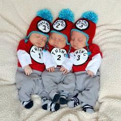 Adorable identical triplet boys battle rare eye cancer. Their parents show amazing strength and faith | Deseret News