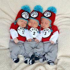 Adorable identical triplet boys battle rare eye cancer. Their parents show amazing strength and faith | Deseret News