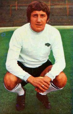 Roy McFarland of Derby Co in 1971.