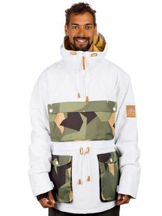 Colour Wear CLWR Anorak Jacket