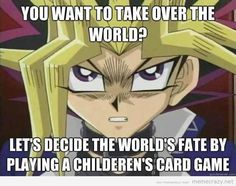 Playing a children's card game
