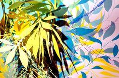Nuria Mora   Smell The Flowers inspiration