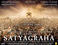 Exclusive First Look of Prakash Jha's Satyagraha