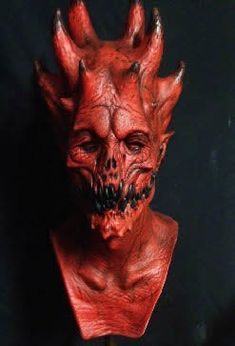 The Answer To The Mark of the Beast Creepy Masks, Cool Masks, Arte Horror, Horror Art, Vampires, Airsoft Girls, Prosthetic Makeup, Monster Mask, Airsoft Mask
