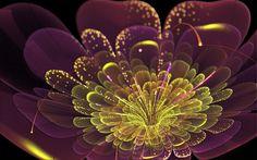 Multicolor fractals digital art (1920x1200, fractals, digital, art)  via www.allwallpaper.in
