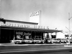 Vintage Cars Our History! Boulevard Buick/GMC – Buick, GMC dealership with new and used car sales in Signal Hill Buick Cars, Buick Gmc, New Car Smell, Best Family Cars, Mid Size Car, Car Museum, Car Advertising, Toyota Camry, Autos
