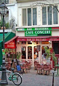 Bar Le Baltard - Paris, France