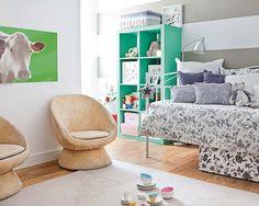 decoração de casa em tons neutros, blog de decoração, decoração de quarto infantil