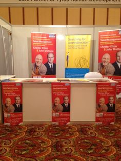 pitman Stand at Pitman Stand at the 5th HRD Conference & Exhibition on Challenges of Job Localization in GC