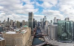 CHICAGO | Wolf Point East & West | 229m | 750ft | 60 fl | 150m | 493ft | 48 fl | U/C - Page 21 - SkyscraperCity