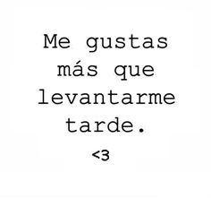 . #frases #español #amor